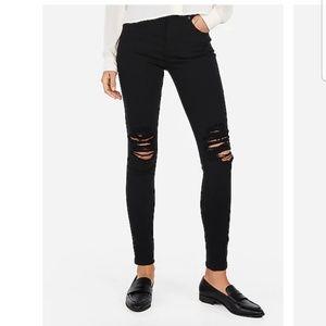 Express High Waisted Stretch Legging